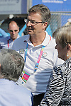 November 12 2011 - Guadalajara, Mexico:  CEO Henry Storgaard at the Athletes Village at the 2011 Parapan American Games.  Photos: Matthew Murnaghan/Canadian Paralympic Committee