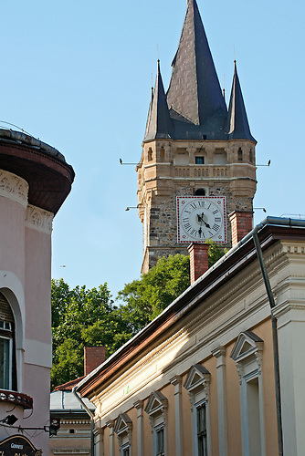 Altstadt Baia Mare / The old town of Baia Mare