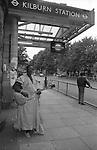 Ali Farka Toure in London, London 1991.