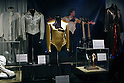 May 12, 2010 - Tokyo, Japan - King of Pop's stage costumes are on display at the 'Michael Jackson - The official Lifetime Collection' exhibition, in a hall at the foot of Tokyo Tower, Tokyo, Japan, on May 12, 2010. More than 280 items of Michael Jackson memorabilia including crystal-studded gloves and favorite 1967 Rolls Royce are on display until July 4.  (c) MICHAEL JACKSON ESTATE.