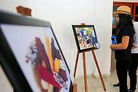 exipision fotografica durante el dia del jaguar en el Centro de usos multiples de alamos.<br /> 4oct2019. <br />  (© Photo: LuisGutierrez / NortePhoto.com)