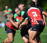 2014 Rugby League Richmond Rabbits v Stoke Cobras ,Lower Ngawhatu ground,5th April 2014,Evan Barnes / Shuttersport.