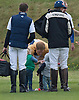 SOON TO BE UNCLE, PRINCE HARRY<br /> gets some practice playing with little children.<br /> Prince William and brother Prince Harry played in a charity match at the Beaufort Polo Club_16/06/2013<br /> Mandatory Credit Photo: &copy;NEWSPIX INTERNATIONAL<br /> <br /> **ALL FEES PAYABLE TO: &quot;NEWSPIX INTERNATIONAL&quot;**<br /> <br /> IMMEDIATE CONFIRMATION OF USAGE REQUIRED:<br /> Newspix International, 31 Chinnery Hill, Bishop's Stortford, ENGLAND CM23 3PS<br /> Tel:+441279 324672  ; Fax: +441279656877<br /> Mobile:  07775681153<br /> e-mail: info@newspixinternational.co.uk