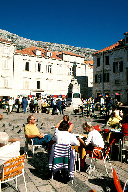 Croatia, Former Yugoslavia, Dubrovnik, photo: yugosl104  .Photo copyright Lee Foster, www.fostertravel.com, 510/549-2202, lee@fostertravel.com