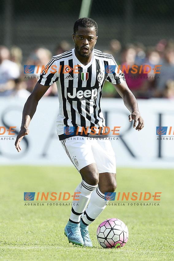 Villar Perosa (To) 19-08-2015 - amichevole / Juventus A-Juventus B / foto Daniele Buffa/Image Sport/Insidefoto<br /> nella foto: Patrice Evra