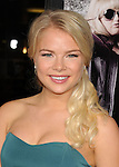 HOLLYWOOD, CA - SEPTEMBER 24: Kelli Goss attends the 'Pitch Perfect' - Los Angeles Premiere at ArcLight Hollywood on September 24, 2012 in Hollywood, California.