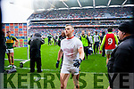 Barry John Keane, Kerry players after defeating Tyrone in the All Ireland Semi Final at Croke Park on Sunday.