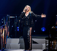 LAS VEGAS, NV - November 2: Barbra Streisand performs at MGM Grand Garden Arena on November 2, 2012 in Las Vegas, Nevada.   Photo By Kabik/ Starlitepics / MediaPunch Inc. /NortePhoto .<br />