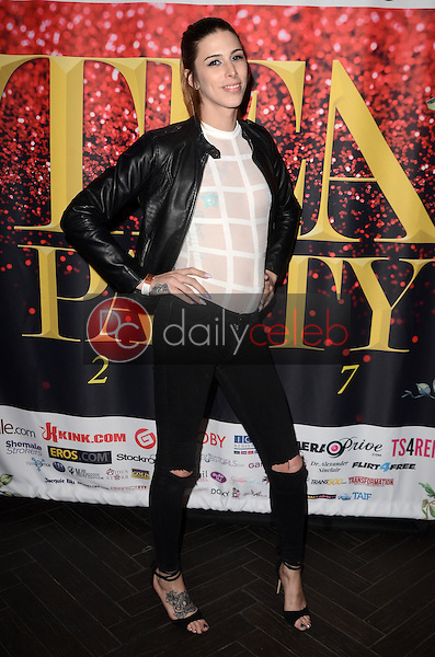 Casey Kisses<br /> at the 2017 Official Transgender Erotica Awards TEA Pre-Party, Avalon, Hollywood, CA 03-04-17<br /> David Edwards/DailyCeleb.com 818-249-4998
