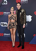 11 March 2018 - Inglewood, California - Halsey, G-Eazy. 2018 iHeart Radio Awards held at The Forum. <br /> CAP/ADM/BT<br /> &copy;BT/ADM/Capital Pictures