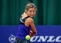 Wateringen, The Netherlands, December 4,  2019, De Rhijenhof , NOJK 14 and18 years, Isis van den Broek (NED)<br /> Photo: www.tennisimages.com/Henk Koster