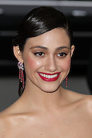 "NEW YORK CITY, NY, USA - MAY 05: Emmy Rossum at the ""Charles James: Beyond Fashion"" Costume Institute Gala held at the Metropolitan Museum of Art on May 5, 2014 in New York City, New York, United States. (Photo by Xavier Collin/Celebrity Monitor)"