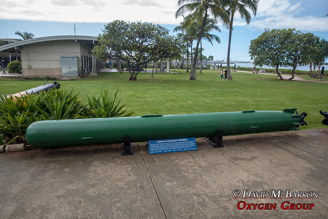 Mark 45 Nuclear Torpedo, Pearl Harbor