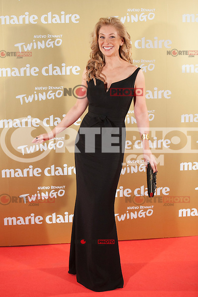 Teresa Viejo attends Marie Claire´s XII Fashion Prix ceremony in Madrid, Spain. November 19, 2014. (ALTERPHOTOS/Victor Blanco)