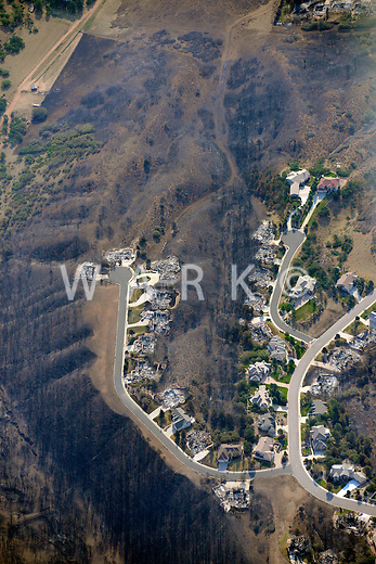 Waldo Canyon wild fire