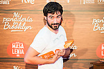 """Alejandro Tous attends to the premiere of the spanish film """"Mi Panaderia en Brooklyn"""" at Cines Capitol in Madrid. June 30 2016. (ALTERPHOTOS/Borja B.Hojas)"""