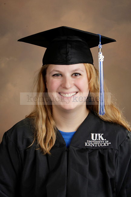 Blomquist, Kelsey photographed during the October, 2012, Grad Salute in Lexington, Ky.