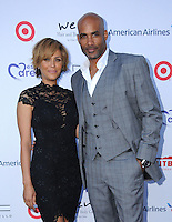 16 July 2016 - Pacific Palisades, California. Nicole Ari Parker, Boris Kodjoe. Arrivals for HollyRod Foundation's 18th Annual DesignCare Gala held at Private Residence in Pacific Palisades. Photo Credit: Birdie Thompson/AdMedia
