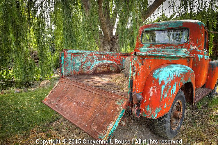 Colorado Tailgating<br /> International Truck