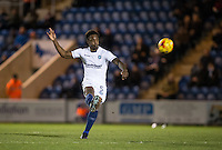 Anthony Stewart of Wycombe Wanderers during the Sky Bet League 2 match between Colchester United and Wycombe Wanderers at the Weston Homes Community Stadium, Colchester, England on 21 February 2017. Photo by Andy Rowland / PRiME Media Images.
