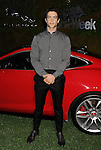 WEST HOLLYWOOD, CA- MAY 02: Actor Ethan Peck attends the Jaguar North America and BritWeek present a Villainous Affair held at The London on May 2, 2014 in West Hollywood, California.