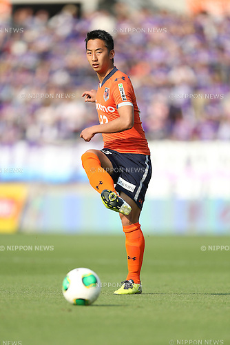 Shin Kanazawa (Ardija),.MAY 6, 2013 - Football / Soccer :.2013 J.League Division 1 match between Omiya Ardija 2-1 Sanfrecce Hiroshima at NACK5 Stadium Omiya in Saitama, Japan. (Photo by Kenzaburo Matsuoka/AFLO)