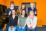 Womens Div.2 winners St. Bridgets Currow at The Kerry Area Basketball Board annual Awards and Medal presentations at the Kingdom Greyhound Stadium Tralee on  Tuesday
