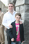 Taidgh Rock and Stephen Sullivan at the Confirmation in St.Mary's Church...Photo NEWSFILE/Jenny Matthews.(Photo credit should read Jenny Matthews/NEWSFILE)....This Picture has been sent you under the condtions enclosed by:.Newsfile Ltd..The Studio,.Millmount Abbey,.Drogheda,.Co Meath..Ireland..Tel: +353(0)41-9871240.Fax: +353(0)41-9871260.GSM: +353(0)86-2500958.email: pictures@newsfile.ie.www.newsfile.ie.FTP: 193.120.102.198.