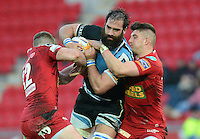 130412 Scarlets v Glasgow Warriors