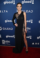 13 April 2018 - Beverly Hills, California - Ana Fernandez. 29th Annual GLAAD Media Awards at The Beverly Hilton Hotel. Photo Credit: F. Sadou/AdMedia