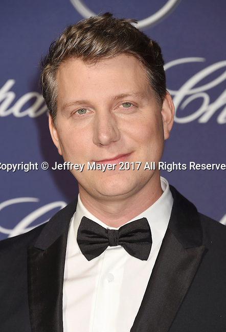 PALM SPRINGS, CA - JANUARY 02: Director Jeff Nichols attends the 28th Annual Palm Springs International Film Festival Film Awards Gala at the Palm Springs Convention Center on January 2, 2017 in Palm Springs, California.