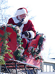 Gravenhurst Santa Clause Parade 2015