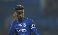 Chelsea's Callum Hudson-Odoi<br /> <br /> Photographer Rob Newell/CameraSport<br /> <br /> The Premier League - Chelsea v West Ham United - Monday 8th April 2019 - Stamford Bridge - London<br /> <br /> World Copyright &copy; 2019 CameraSport. All rights reserved. 43 Linden Ave. Countesthorpe. Leicester. England. LE8 5PG - Tel: +44 (0) 116 277 4147 - admin@camerasport.com - www.camerasport.com