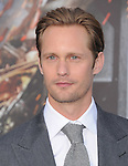 Alexander Skarsgard attends Universal Pictures' American Premiere of Battleship held at Nokia Theatre L.A. Live in Los Angeles, California on May 10,2012                                                                               © 2012 DVS / Hollywood Press Agency