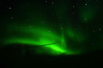NORTHERN LIGHTS,  'Aurora borealis' CHURCHILL, MANITOBA, CANADA