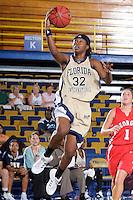 FIU Women's Basketball v. Georgia (12/30/07)