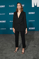 "LOS ANGELES - NOV 5:  Mandy Moore at the ""Midway"" Premiere at the Village Theater on November 5, 2019 in Westwood, CA"