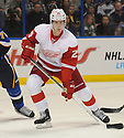 Detroit Red Wings Cory Emmerton (25)