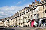 Georgian architecture of the Paragon, Bath, England