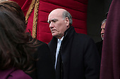 Former White House Chief of Staff William Daley arrives for the presidential inauguration on the West Front of the U.S. Capitol January 21, 2013 in Washington, DC.   Barack Obama was re-elected for a second term as President of the United States.       .Credit: Win McNamee / Pool via CNP