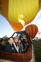 20131208 December 08 Hot Air Balloon Gold Coast