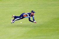 PICTURE BY ALEX WHITEHEAD/SWPIX.COM - Cricket - FriendLife T20 - Yorkshire v Lancashire - Headingley, Leeds, England - 29/06/12 - Yorkshire's Adam Lyth drops a catch.