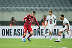 Shanghai FC Forward Oscar Emboaba Junior (L) in action during the AFC Champions League 2017 Group F match between Shanghai SIPG FC (CHN) vs Western Sydney Wanderers (AUS) at the Shanghai Stadium on 28 February 2017 in Shanghai, China. Photo by Marcio Rodrigo Machado / Power Sport Images