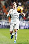 Real Madrid's Lucas Vazquez during La Liga match. January 29,2017. (ALTERPHOTOS/Acero)