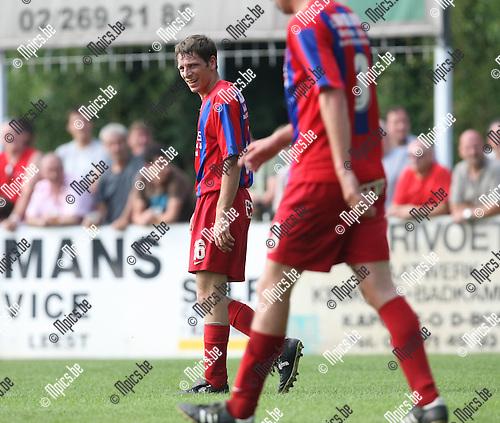 2009-06-28 / voetbal / SK Rapid Leest seizoen 2009-2010 / Bart Peeters..Foto: Maarten Straetemans (SMB)