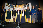 Sportswoman of the Year finalists. ASB College Sport Young Sportperson of the Year Awards 2007 held at Eden Park on November 15th, 2007.