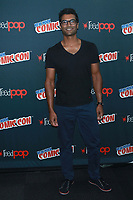 NEW YORK, NY - OCTOBER 7: Sendhil Ramamurthy at NBC&rsquo;S new midseason  drama &ldquo;REVERIE&rdquo; at New York Comic Con on October 7, 2017 in New York City.   <br /> CAP/MPI/DC<br /> &copy;DC/MPI/Capital Pictures