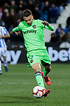 Levante UD's Borja Mayoral during La Liga match between CD Leganes and Levante UD at Butarque Stadium in Leganes, Spain. March 04, 2019. (ALTERPHOTOS/A. Perez Meca)