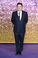 "Mike Myers<br /> arriving for the ""Bohemian Rhapsody"" World premiere at Wembley Arena, London<br /> <br /> ©Ash Knotek  D3455  23/10/2018"