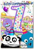 Isabella, CHILDREN BOOKS, BIRTHDAY, GEBURTSTAG, CUMPLEAÑOS, paintings+++++,ITKE055464,#BI#, EVERYDAY ,age cards